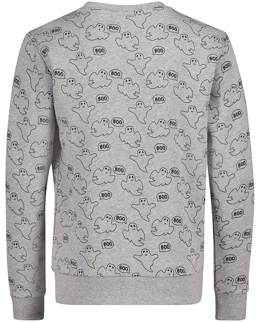 Sweater - Grau -